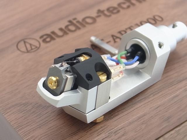 Audio-Technica オーディオテクニカ MCカートリッジ AT-ART1000